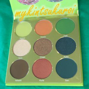 Coming soon!💚Juvia's Place Eyeshadow Palette